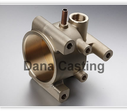 Nickel-aluminum Bronze Casting